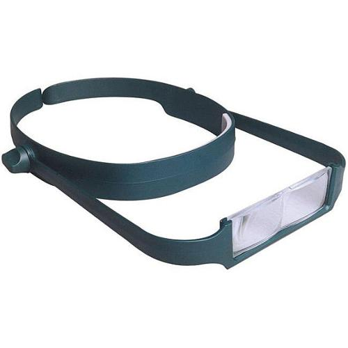 Mag Eyes MagEyes #4 Green Single Lock Magnifier
