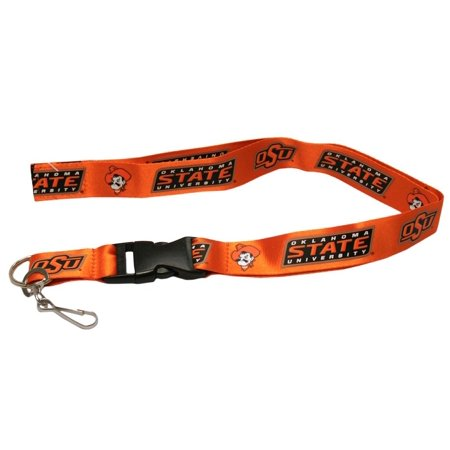 Oklahoma State Cowboys Ncaa Lanyard W Key Ring Pro Specialties Group 209815
