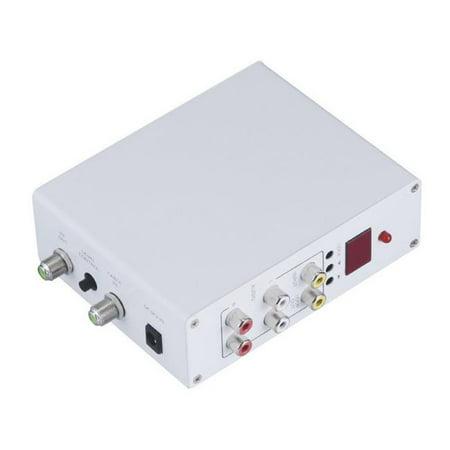 (Video and Audio Signal to CATV Modulator)