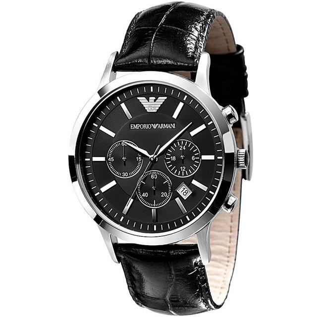 AR2447 Emporio Armani Chronograph Mens Watch