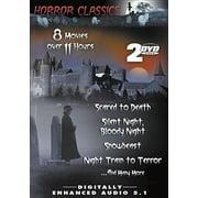 GREAT HORROR CLASSICS V03 (DVD) (2 DVD SLIMLINE/FF) (DVD)