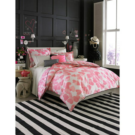 fasttrack teen vogue pink hearts co. Black Bedroom Furniture Sets. Home Design Ideas