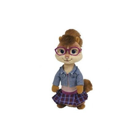 Beanie Babies Jeanette Miller Chipmunk Plush Toy