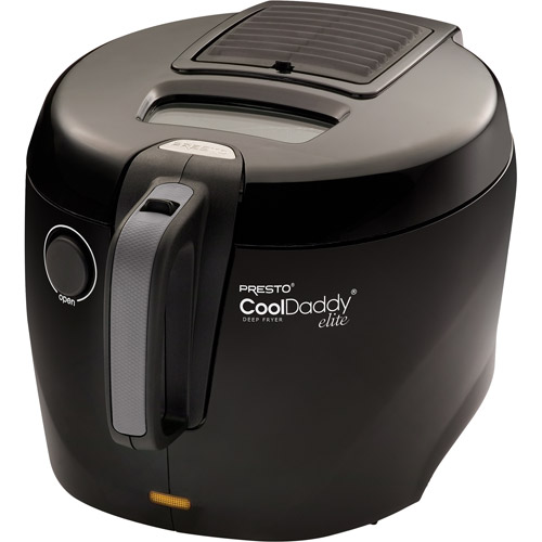 Presto 6-Cup CoolDaddy Elite Deep Fryer