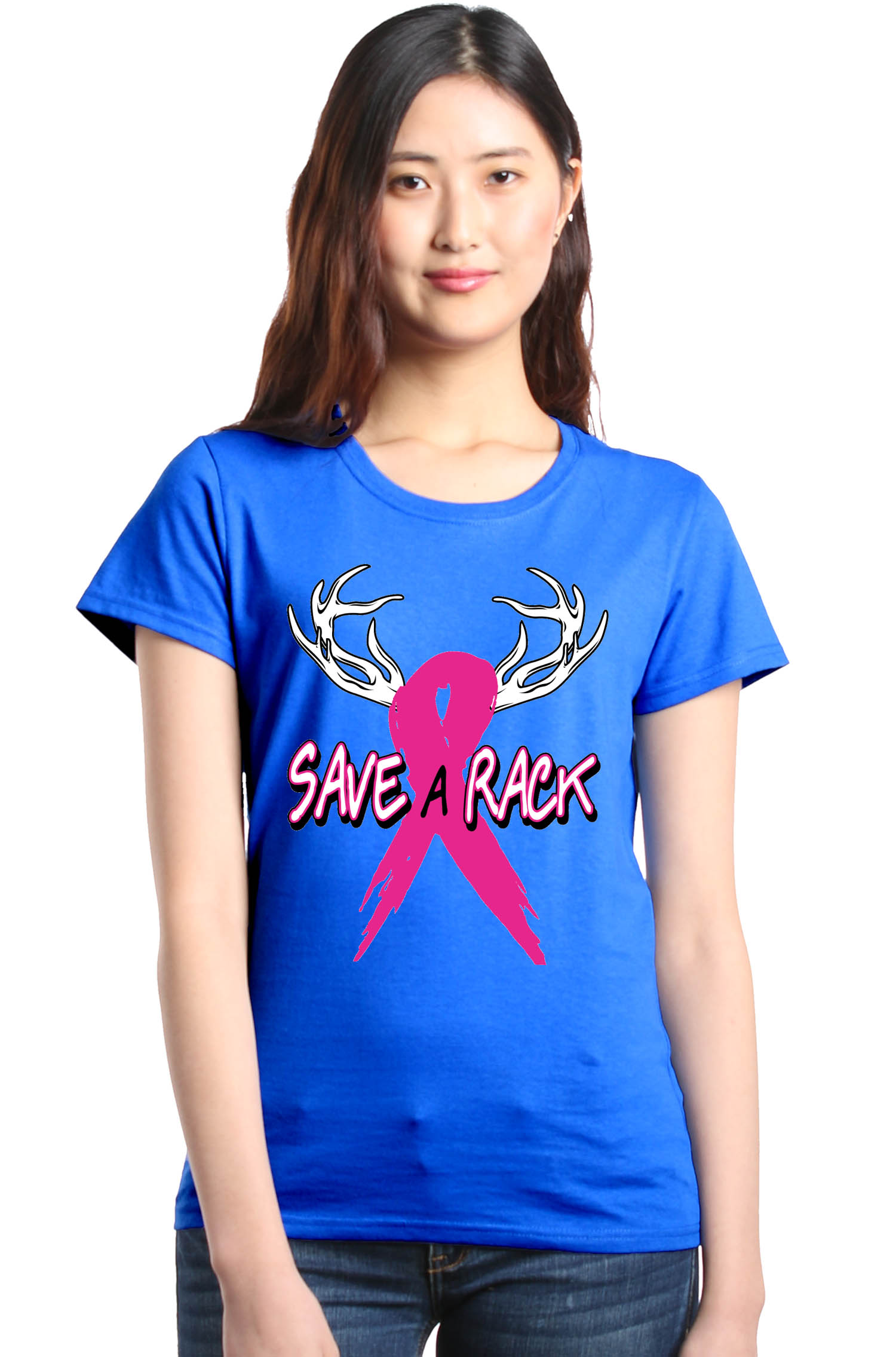 SKELETON HANDS BREAST CANCER AWARENESS MONTH TEE SAVE THE GIRLS COSTUME HOODIE