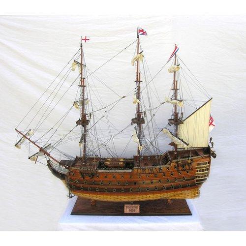 Old Modern Handicrafts X-Large Hms Victory Model Ship by Old Modern Handicrafts