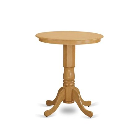 Eden Round Counter Height Table Finished in - Eden Counter