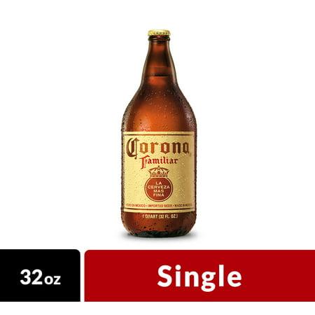 Corona Familiar Import Beer 32 Fl Oz Bottle 48 Abv Walmartcom