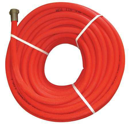 Booster Fire Hose, Armored Textiles, G541ARMRE150N