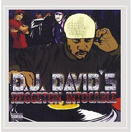 Dj Davids Reggaeton Intocable   Dj Davids Reggaeton Intocable  Cd