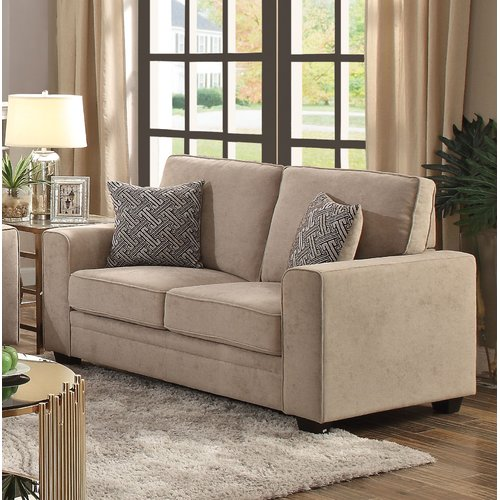 Latitude Run Gracia Loveseat Bed