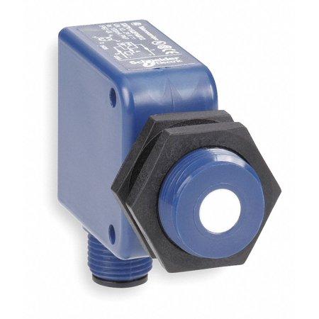 Plastic Rectangular Ultrasonic Sensor, 508mm Detecting Distance, 40mA Max. - Ultrasonic Sound Detector