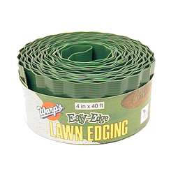 Warp Brothers LE-440-G Easy-Edge Green Lawn Edging