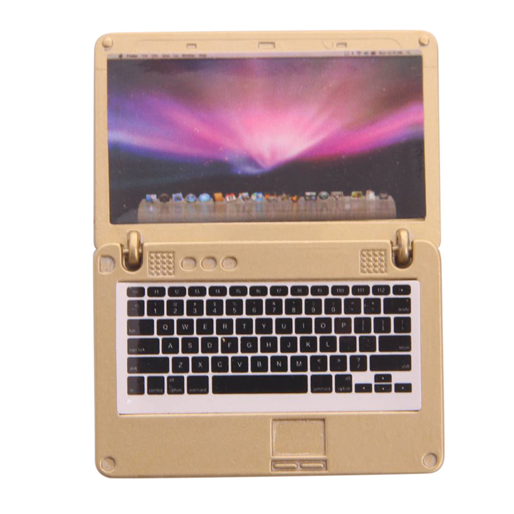 Notebook Computer Model For 18 inch Our Generation American Girl/Boy Doll