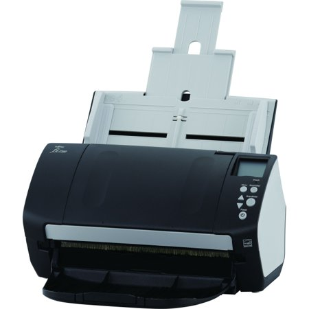 Fujitsu PA03670-B055 fi-7160 Document Scanner Black