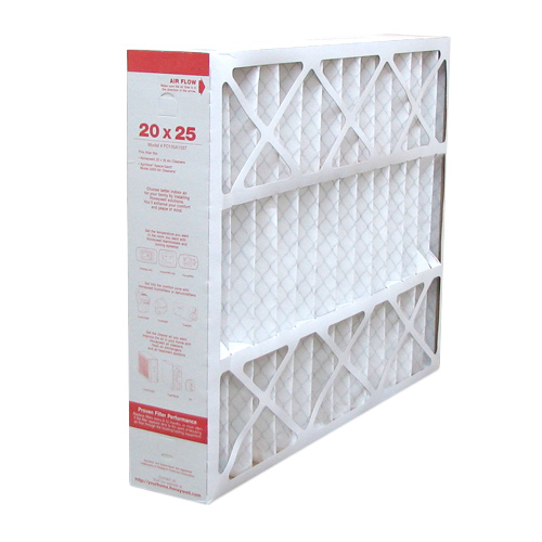 20x25x4 Air Filter Replacement for AC & Furnace MERV 11