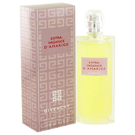 Givenchy Black Necklace - EXTRAVAGANCE by Givenchy Eau De Toilette Spray 3.4 oz