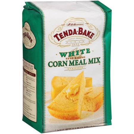 (3 Pack) Renwood Mills Tenda Bake  Corn Meal Mix, 5 lb