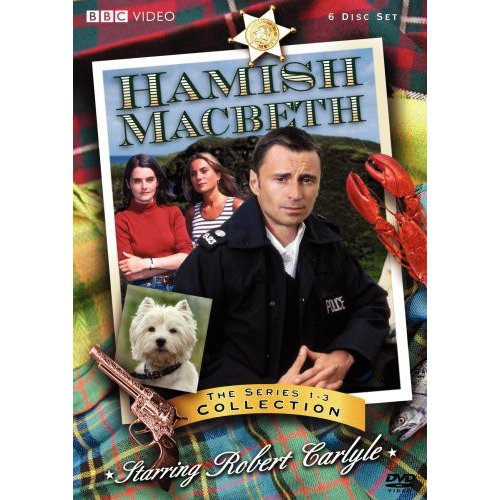 Hamish MacBeth: Series 1-3 Collection (Full Frame)