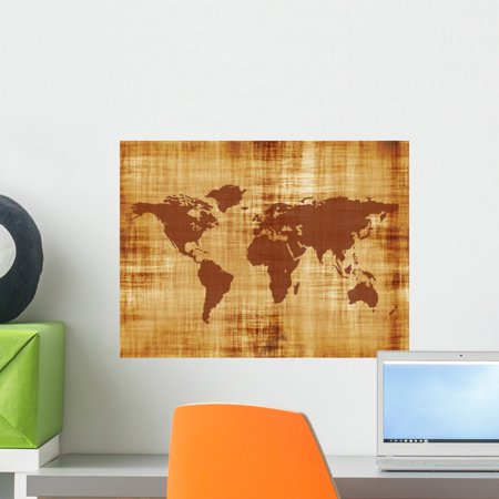 Old world map wall mural decal sticker wallmonkeys peel stick old world map wall mural decal sticker wallmonkeys peel stick vinyl graphic 18 gumiabroncs Images