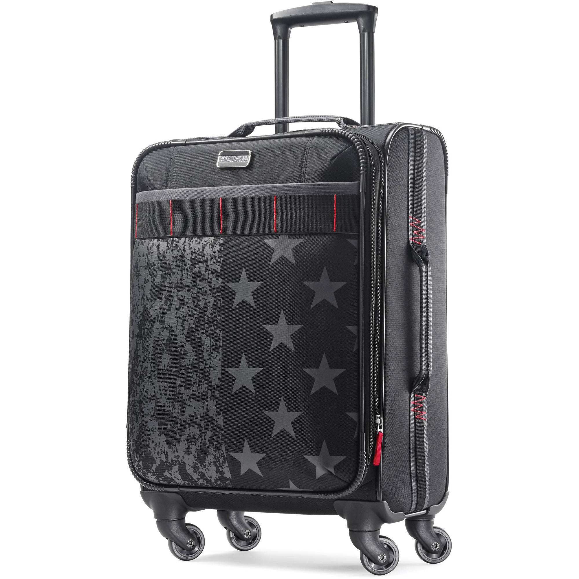 """American Tourister 20"""" Stealth Xtra Lite Spinner Luggage"""