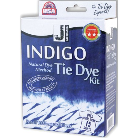 Jacquard Mini Indigo Tie Dye Kit