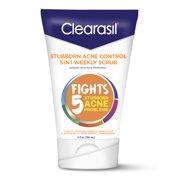 Clearasil Stubborn Acne Control 5in1 Weekly Face Scrub, 5oz