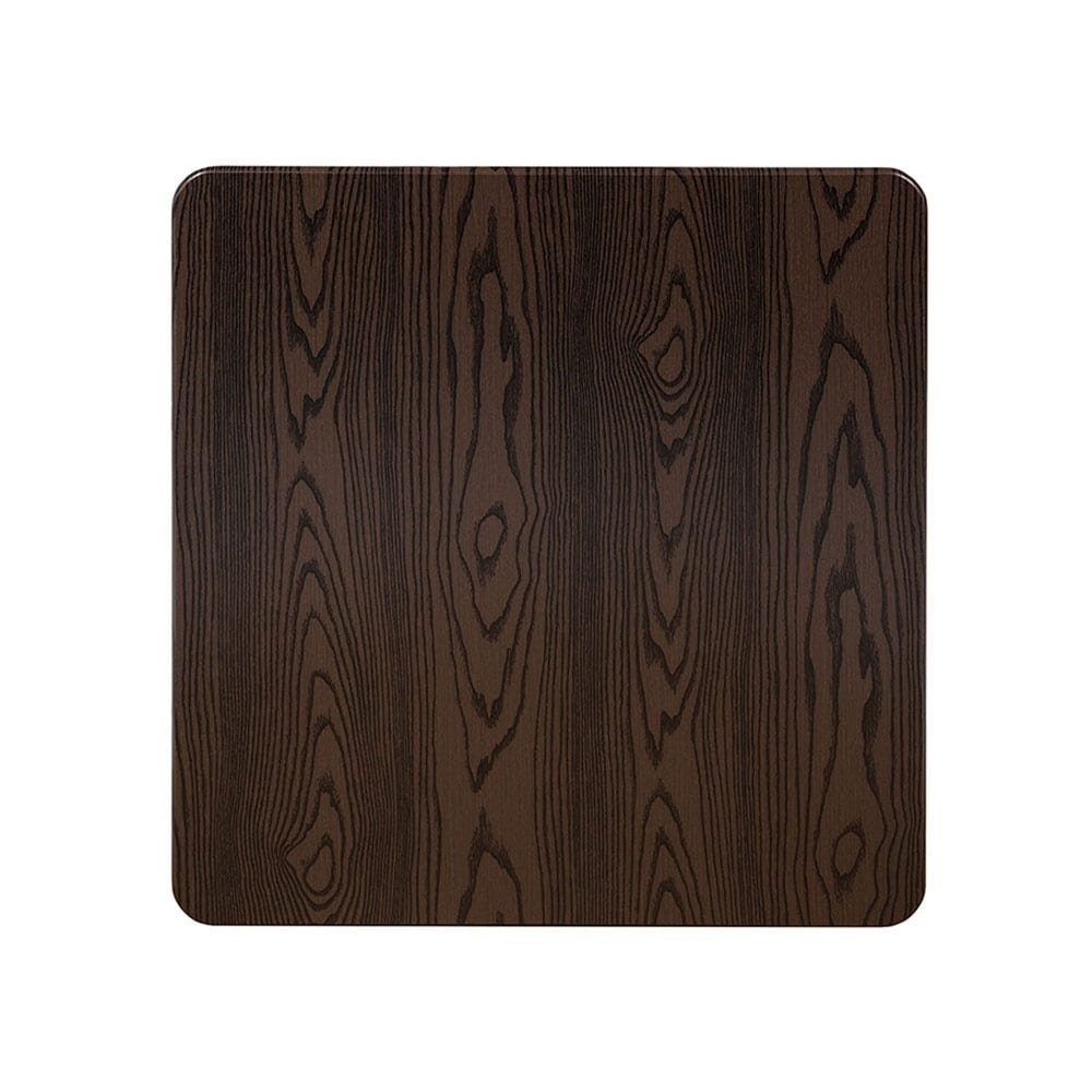 """Offex  30"""" Contemporary Square Rustic Wood Laminate Table Top"""