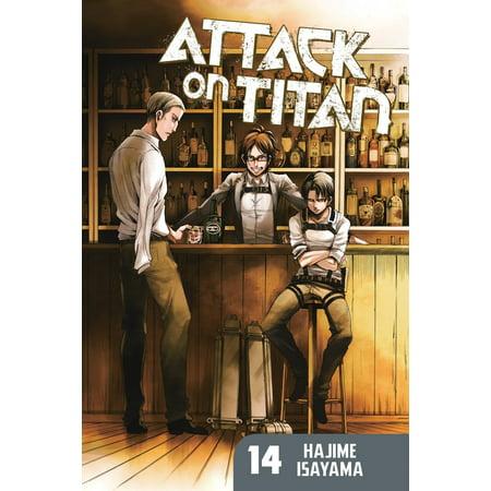 Attack on Titan 14](Attack On Titan Accessories)