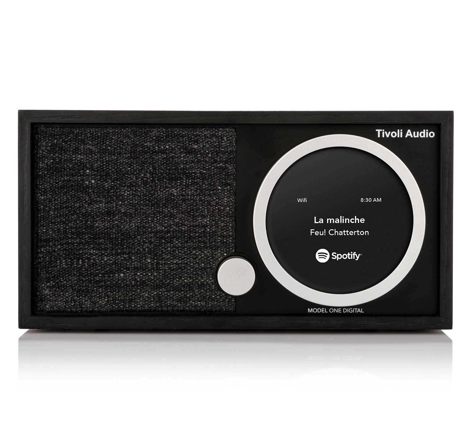 Tivoli Audio Model One Digital Black FM   Wi-Fi   Bluetooth   Table radio by Tivoli