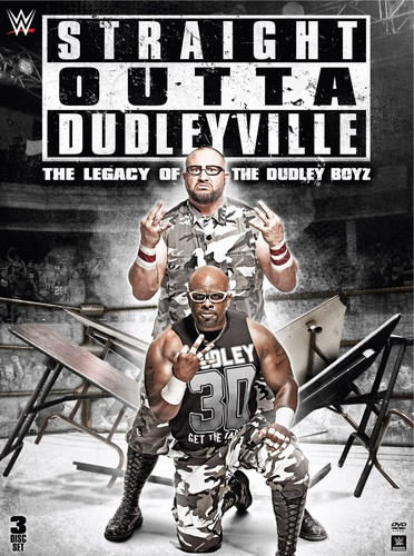 Click here to buy WWE: Straight Outta Dudleyville: The Legacy Of The Dudley Boyz by WARNER HOME VIDEO.