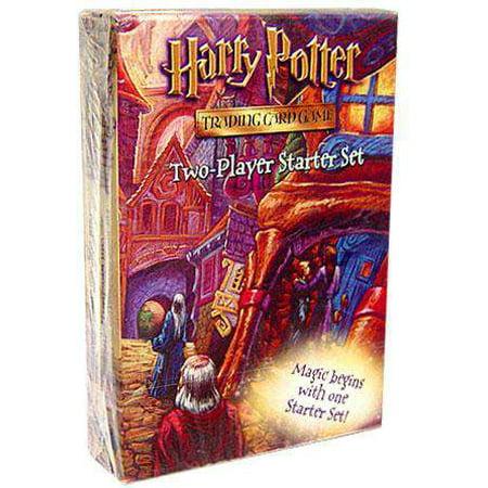 - Harry Potter Trading Card Game Base Set 2-Player Starter Set