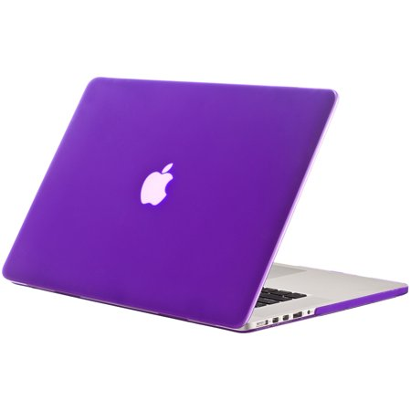 Kuzy - Rubberized Hard Case for Older MacBook Pro 15.4