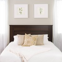 Prepac Select Flat Panel Headboard, Multiple Sizes and Finishes