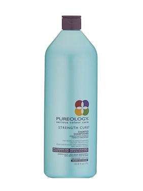Pureology Serious Colour Care Strength Cure Shampoo, 33.8Oz