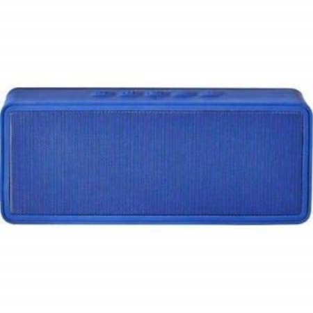 insignia portable bluetooth speaker (ns-spbtbrick-sb) dark blue - (Insignia Bluetooth Speaker Drivers For Windows 7)