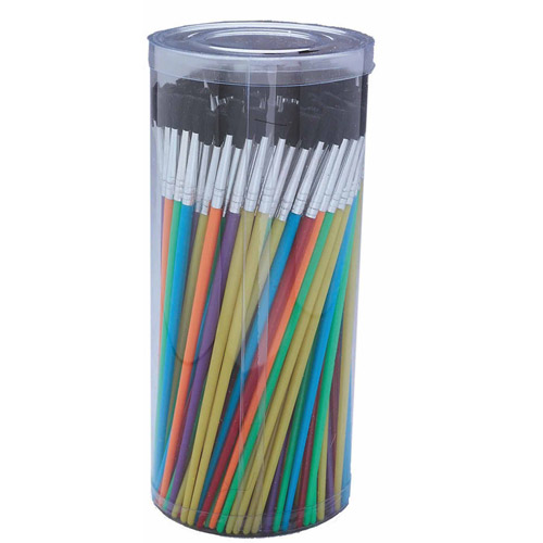 "School Brush Jumbo Pack, 1/16"", Pack of 144"