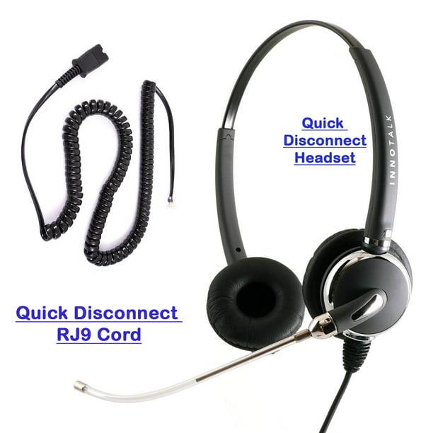 Cisco Cisco Cius Cts500 Cisco 12 Vip 30 Vip Phone Headset Voice Tube Pro Binaural Headset Rj9 Cisco Headset Adapter As Office Headset Walmart Com Walmart Com