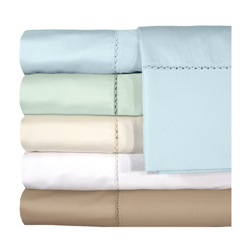 Veratex Bella 500 Thread Count Egyptian Quality Cotton Sh...