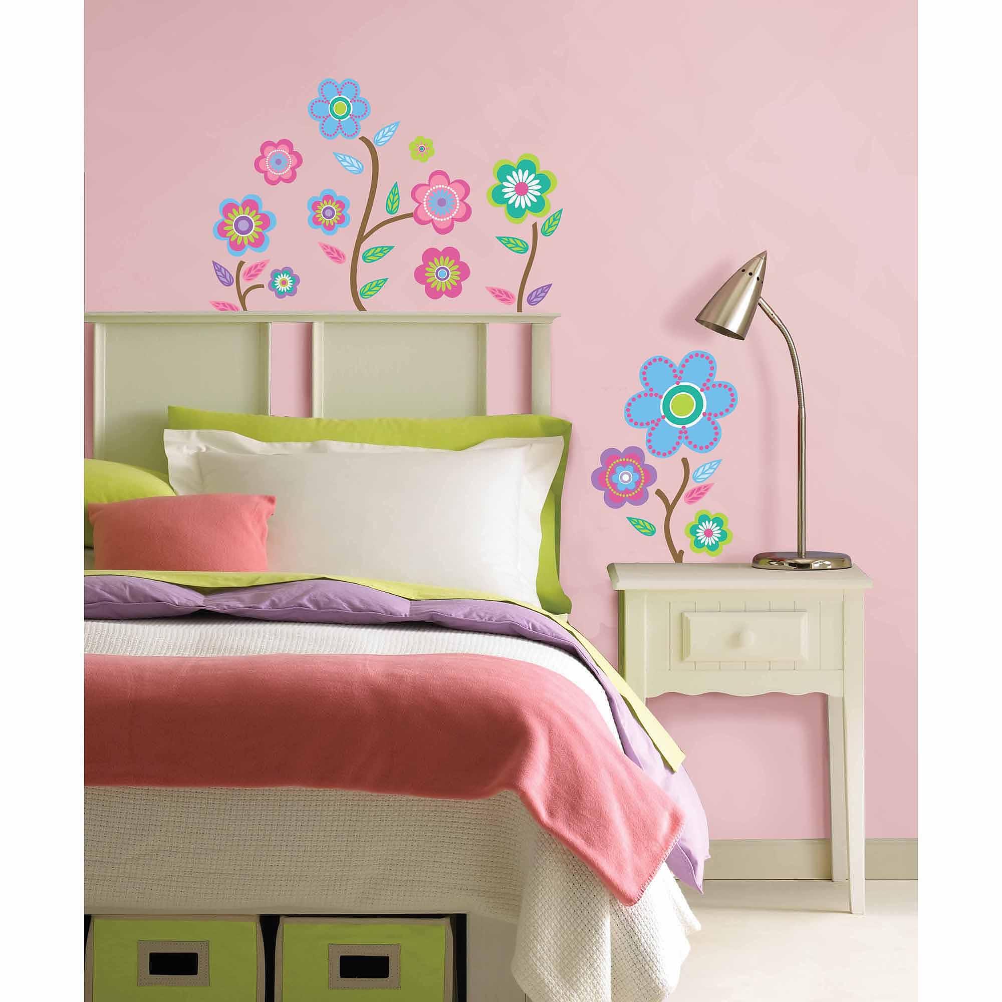 Custie Blooms Glitter Stickers