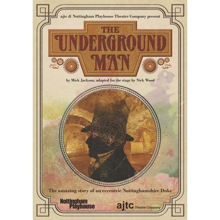The Underground Man - eBook