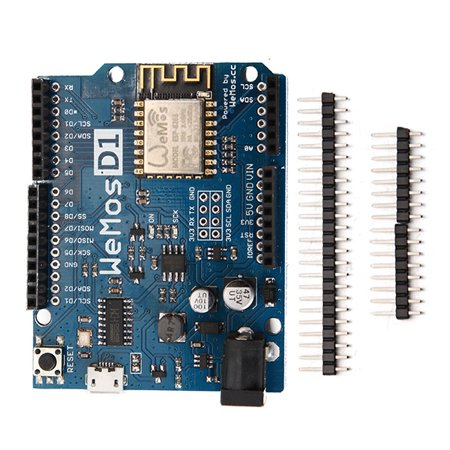 WeMos D1 R2 WiFi ESP8266 UNO ESP-12E IOT Development Board Arduino