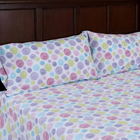 Your Zone Bedding Sheet Set Walmart Com