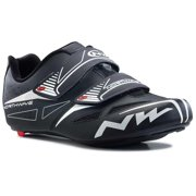 Northwave, Jet Evo, Touring shoes, Black, 44