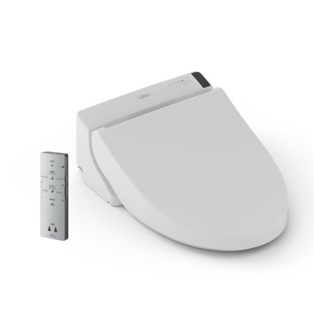 TOTO® WASHLET® C200 Electronic Bidet Toilet Seat with Premist™ and SoftClose® Lid, Elongated, Cotton