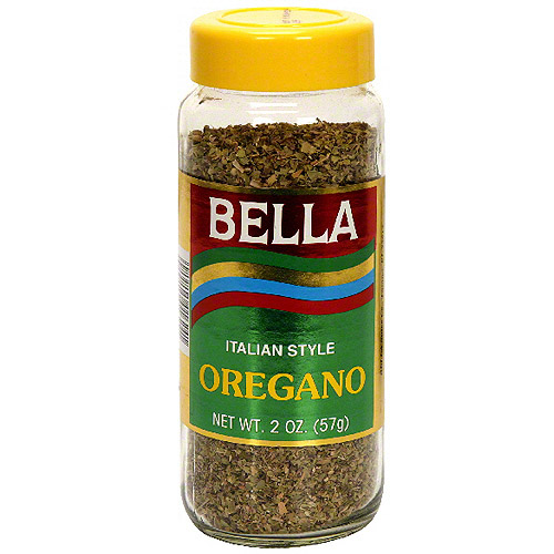 Bella Italian Style Oregano, 2 oz (Pack of 6)