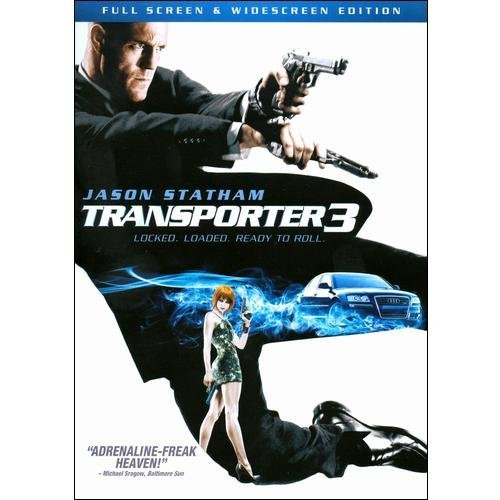 Transporter 3 (With INSTAWATCH) (Full Frame, Widescreen)