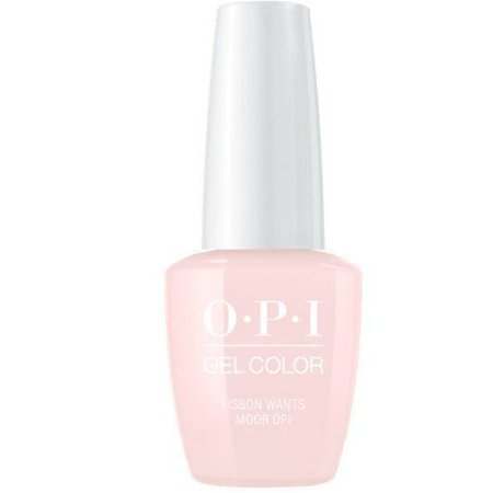 OPI Gelcolor Gel Nail Polish, Lisbon Wants Moor, 0.5 Fl Oz