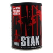 Best Anabolics - Universal Nutrition Animal Stak Pack Test Booster + Review