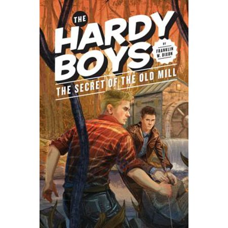 Hardy Boys 03: The Secret of the Old Mill - eBook (The Old Mill Pond)